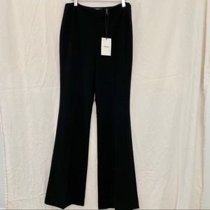 Theory Flare Pant - Black Size 4 New With Tags!